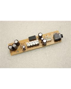 NEC MultiSync LCD195VXM+ Audio Power PCB Circuit Board 715G1662-1