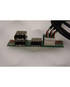 Sony Vaio VGC-VA1 All In One PC USB Board Ports CNX-324
