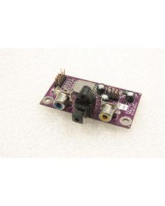 Hi-Grade D21 Audio Ports Board 15-L48-051110
