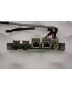 Acer Aspire L320 TV Aerial S-Video SPDIF I/O Board Cables 4S714-011-GP