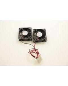 Titan TFD-602012S 60mm x 20mm Twins IDE Case Fan