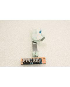 HP ProBook 4320s USB Board Cable DASX6ATB6E0