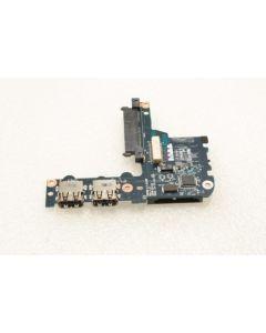Packard Bell KAV60 USB Card Reader Board LS-5143P