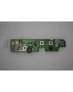 Dell Latitude D600 Power Button MIC Microphone & LED Board DA0JM1YB6E6
