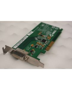 Dell FH868 0FH868 Sil 1364A ADD2-N PCI-Express DVI-D Low Profile Adapter Card