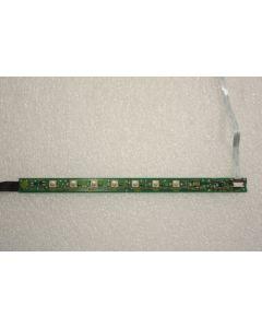 Eizo FlexScan S1921 Power Media Buttons Board 05A25377F1