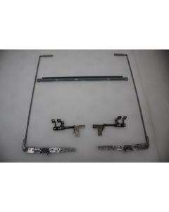 HP HDX 18 LCD Screen Left Right Hinge Hinges w/Support