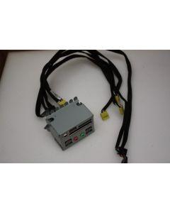 Acer Aspire X3200 Front USB Card Reader Audio Panel 48.3V003.011 48.3V002.011