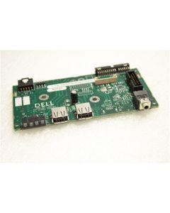 Dell Precision 360 LED USB Audio Front Panel Board D0330