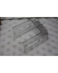 HP Compaq dc5750 Microtower Plastic Fan Airflow Duct Shroud 410121-001