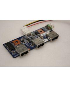 Packard Bell X2712 X8540 USB Board GC-USBHUB-RH