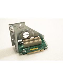 HP Compaq dc5100 dc7100 SFF PCI Riser Card Bracket 012629-001 Rev. A 378834-001