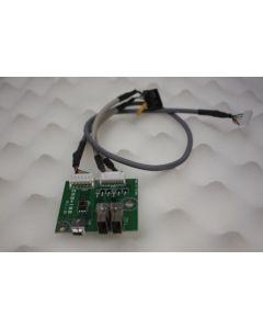 Sony Vaio PCV-RX201 USB Firewire Board CNX-138