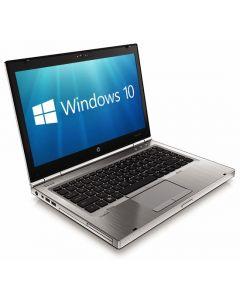 "HP EliteBook 8470p 14.1"" Core i7-3520M 8GB 256GB SSD WebCam USB 3.0 Windows 10 Professional 64-bit"