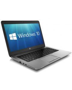 HP EliteBook 840 G1 14-inch Ultrabook (Intel Core i5 4th Gen, 8GB Memory, 180GB SSD, WiFi, WebCam, Windows 10 Professional 64-bit)