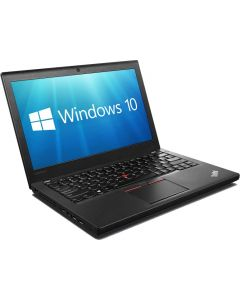 "Lenovo ThinkPad X260 12.5"" Ultrabook - Core i5-6300U 2.4GHz, 8GB RAM, 128GB SSD, HDMI, WiFi, WebCam, Windows 10 Professional 64-bit"