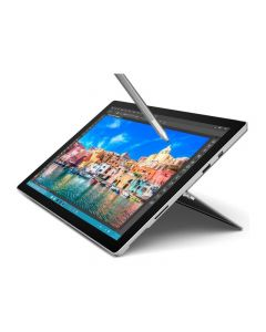 Microsoft Surface Pro 4 12.3 inch Tablet with Pen (Intel Core i5-6300U, 4 GB RAM, 128 GB SSD, Integrated Graphics, Camera, WiFi, Bluetooth, Windows 10 Pro)