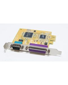Sunix MIO5469A Dell GP385 PCI-e Serial Parallel Card