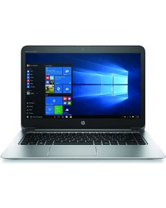 "HP 14"" EliteBook Folio 1040 G3 Ultrabook - Full HD (1920x1080) Core i5-6200U 8GB DDR4 256GB SSD HDMI WebCam WiFi Windows 10 Professional 64-bit Laptop PC"