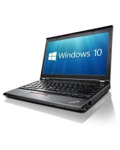 "Lenovo ThinkPad X230 12.5"" Core i5-3210M 8GB 500GB WiFi WebCam Windows 10 Professional 64-bit Laptop PC"